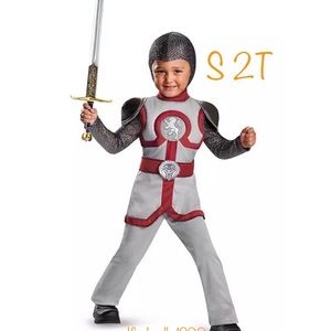 Knight Costume Toddler   LAST ONE!!